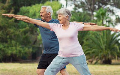 5 Exercises for Improving Balance & Preventing Falls
